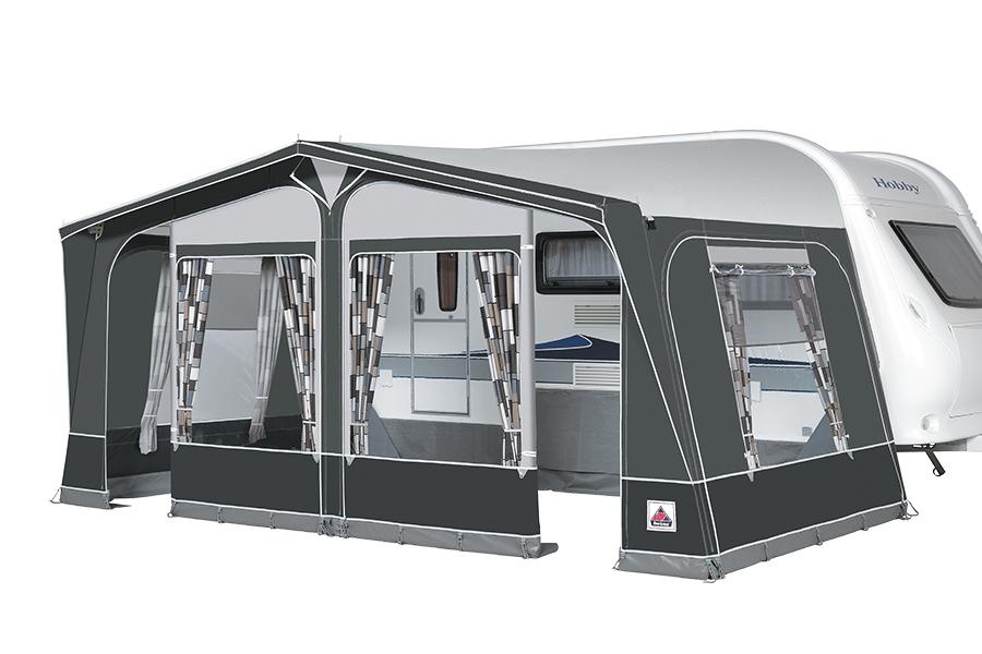 Dorema Madison Acrylic Full Caravan Awning