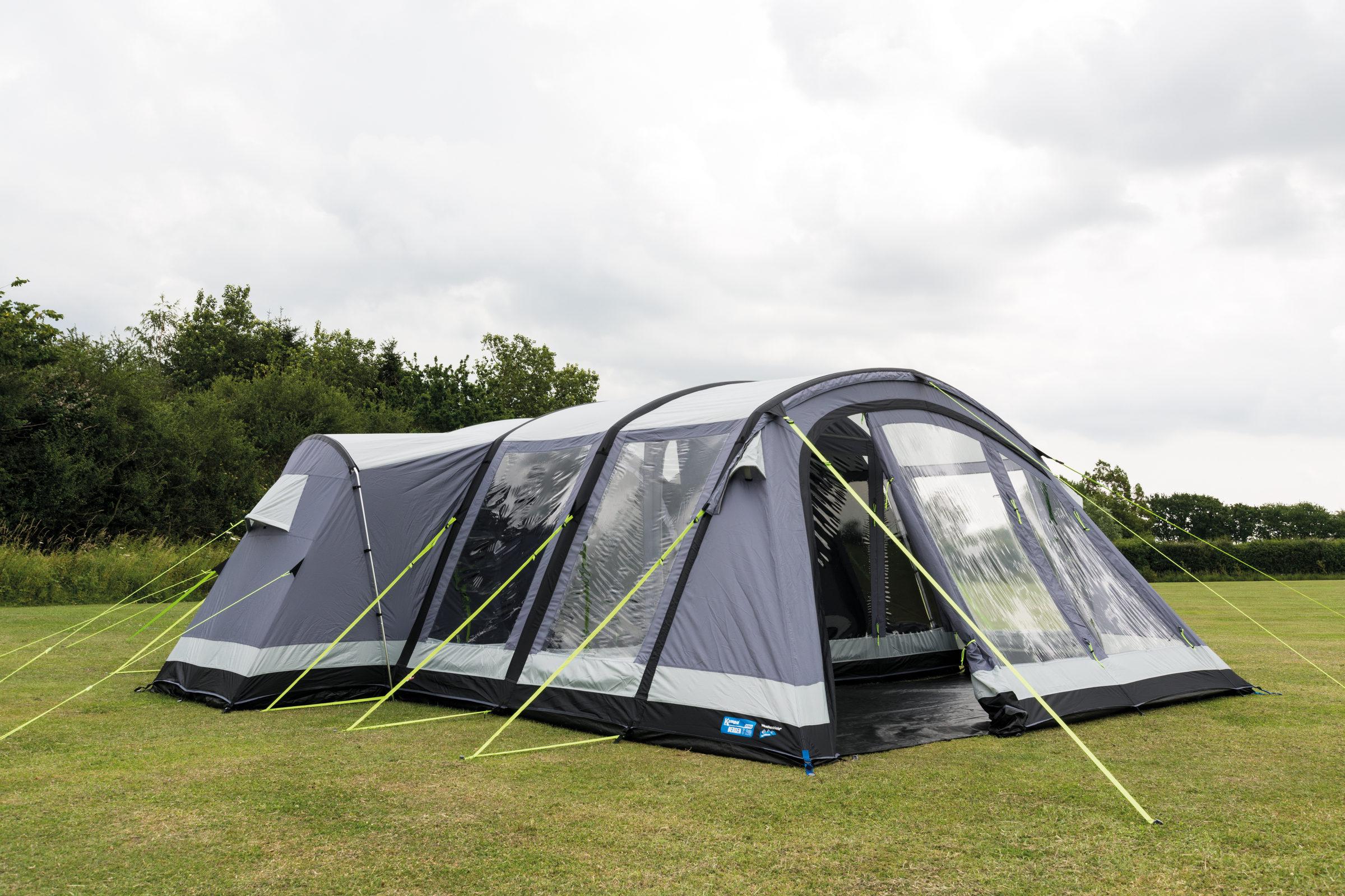 Kampa Bergen 6 AIR Pro Inflatable Tent   2018