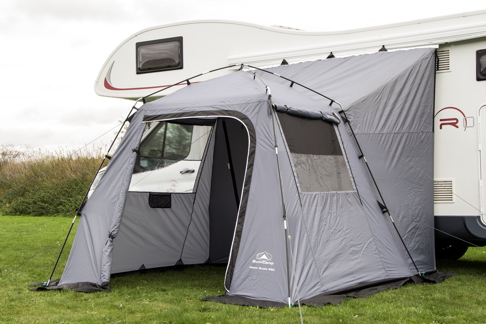Sunncamp Motor Buddy Drive-Away Awning - Tent Hire Direct