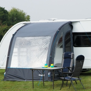 2017 Quest Westfield Travel Smart Lynx 200 Air Awning