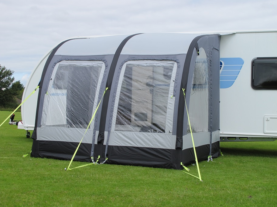 2013 Kampa Rally Air 260 Inflatable Awning Factory Second
