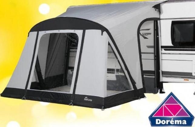 Dorema Starcamp Quick N Easy Air 325 2019
