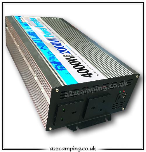 4000 Watt Inverter 4kw Power Inverter