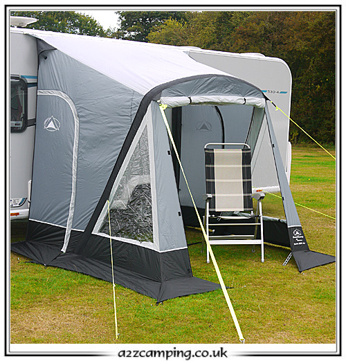 99 Air Porch Awning Kampa Frontier Air Pro Camptech