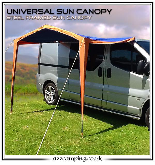 & Residence Universal Framed Sun Canopy