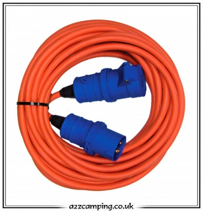 25 Metre 230v 16amp Extension Lead
