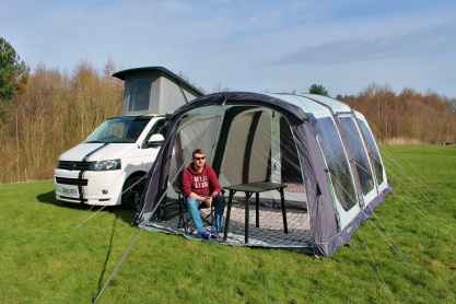 2018 Outdoor Revolution Movelite T5 Kombi Vario