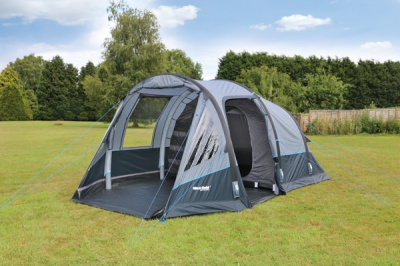 2017 Quest Westfield Lyra Inflatable Air Tent & 2017 Quest Lyra Inflatable Tent