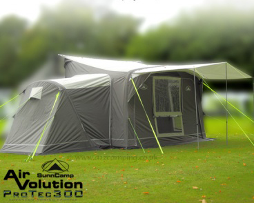 2016 Sunncamp Advance 390 Air Heavy Duty Inflatable Awning
