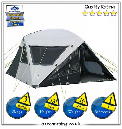 Sunncamp Vector 300 Tent