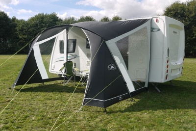 2018 Sunncamp Swift 390 Canopy