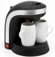 12 volt Travel Cafetiere 2 Cup Coffee Maker