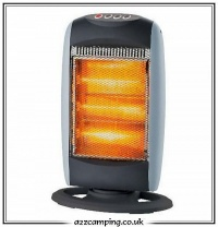 400 & 800 & 1200 Watt Halogen Heater
