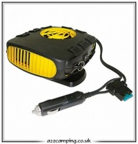 12v 150 Watt Heavy Duty Car Heater Fan & Defroster
