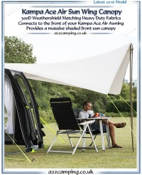 Kampa Ace Air Sun Wing (Sun Canopy)