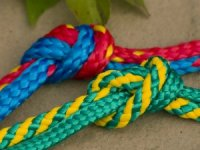 Poly Double Braid Rope - Guy Rope