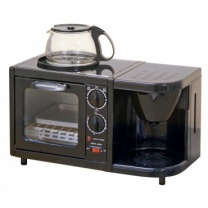 Leisurewize 3 in 1 Combination Oven, Grill & Coffee Maker