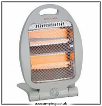 400 & 800 Watt Halogen Heater
