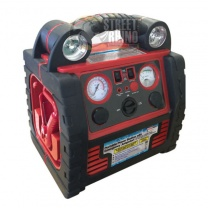 5 in 1 12v Portable Power Station, Emergency Jumpstart