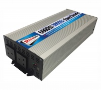 Streetwize 6000 Watt Power Inverter - 3KW / 6KW Peak