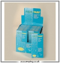 Aqua Clean Water Purifying Tablets