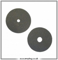 Bulldog 200Q Stabiliser 4'' Ferrodo Friction Pad