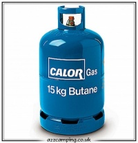 Butane Calor Gas Bottle 15Kg