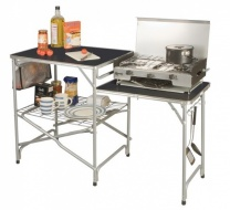 Kampa Colonel Field Folding Camp Kitchen