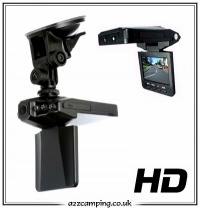 HD In-Vehicle Video Journey Recorder