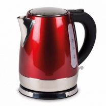 Kampa Cascade 1 Litre Stainless Steel Electric Kettle