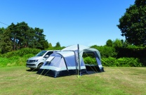 Kampa Travel Pod Cross AIR Bedroom Annexe | 2019