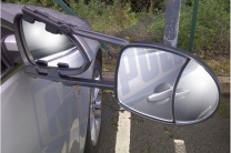 Maypole Deluxe Dual Towing Mirror
