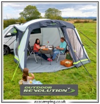 Outdoor Revolution Movelite Oxygen Duo