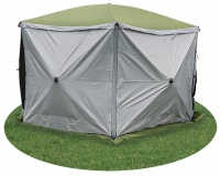 Quest Leisure Screen House 4+4 Side Wall Set (Pair)