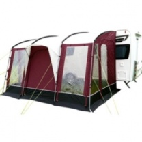 Sunncamp Strand 390 Porch Awning (Factory Return) Grape