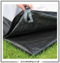 Sunncamp Invader 400 Tent Footprint Groundsheet