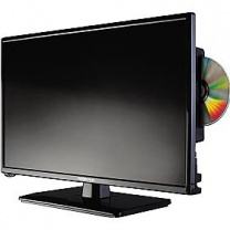 "Vision Plus 21.5"" Portable HD Television & DVD"