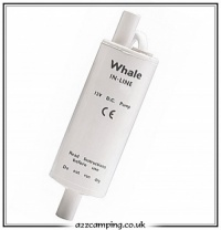 Whale Premium 12v DC In-Line Booster Pump