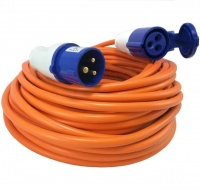 Mains Extension Cable | 16 A - 25 m