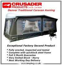 Crusader Denver Full Awning (750cm)