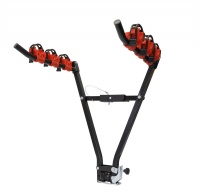 Streetwize Tow Ball Mounted 3 Cycle Carrier