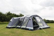 Kampa Bergen 6 AIR Pro Weathershield 6000 Tent | 2018