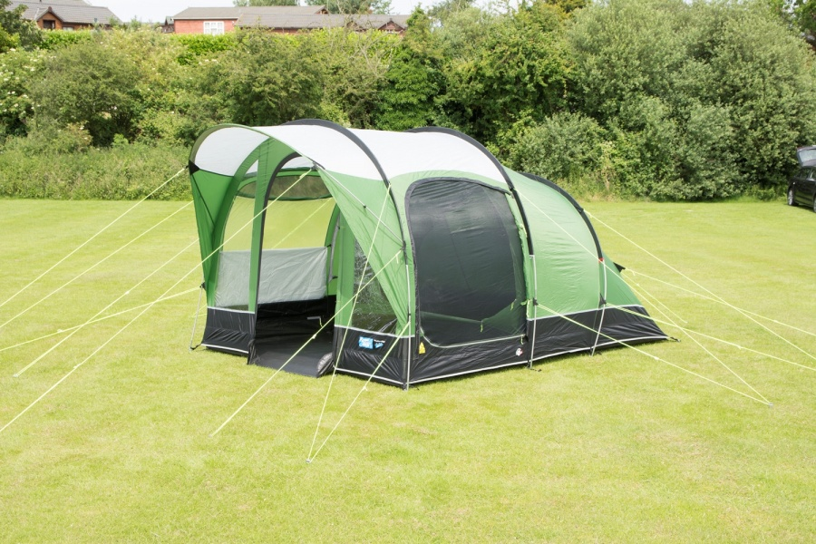 Kampa Brean 3/4/5 Endurance Poled Tent | 2019