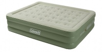 Coleman Maxi Comfort Bed Raised King Airbed Grey