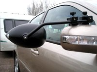 Milenco Aero Towing Mirror