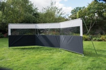 2018 Kampa PRO Windbreak (3 Panel) - Series 2