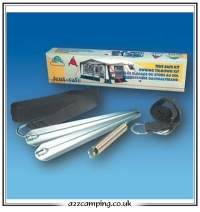 Universal Awning Tie Down Storm Kit - All Over