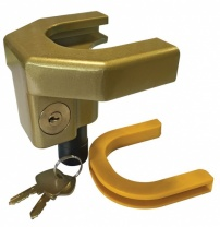 Streetwize 50mm Heavy Duty Coupling Lock