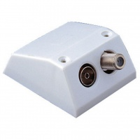 W4 Surface Mounted Television Aerial Point